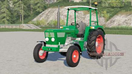 Deutz 4006 for Farming Simulator 2017