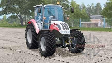 Steyr Kompakt 4095〡wheels selection for Farming Simulator 2017