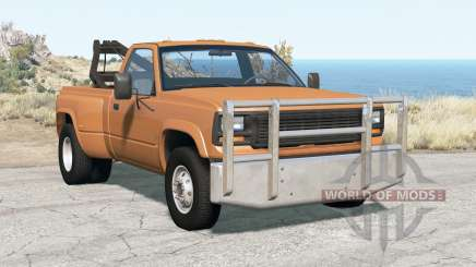 Gavril D-Series Tow Truck v1.12 for BeamNG Drive