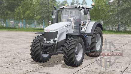 Massey Ferguson 8700 serieᵴ for Farming Simulator 2017