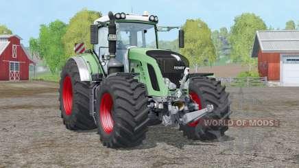 Fendt 939 Vario〡changing gear for Farming Simulator 2015
