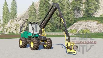 Timberjack 770 for Farming Simulator 2017