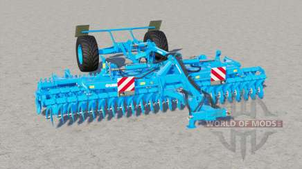 Lemken Heliodor 9-600 KA〡new dirt for Farming Simulator 2017