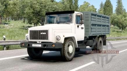 Gaz-3307 v5.0 for Euro Truck Simulator 2