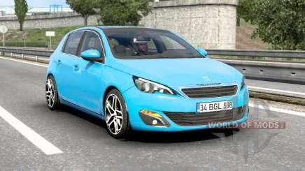 Peugeot 308 (T9) 2014 v1.7 for Euro Truck Simulator 2