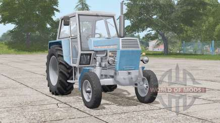 Zetor 8011〡animation of the roof with sound for Farming Simulator 2017