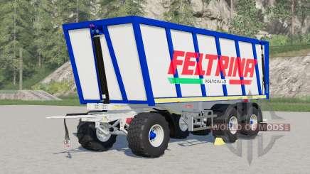 Feltrina trailer for Farming Simulator 2017