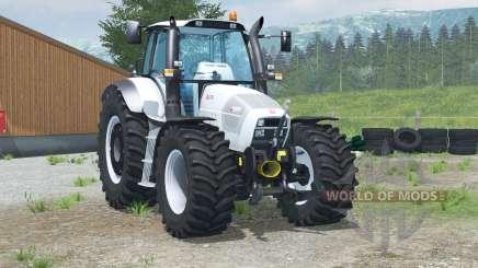 Hurlimann XL 130〡double wheels for Farming Simulator 2013