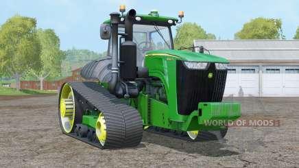 John Deere 9560RT〡regulagem do volante for Farming Simulator 2015