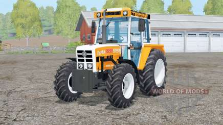 Steyr 8090A Turbo〡Municipal for Farming Simulator 2015