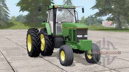 John Deere 7800〡cab reworked for Farming Simulator 2017