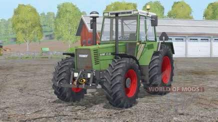 Fendt Favorit 615 LSA Turbomatik E〡visual changes for Farming Simulator 2015