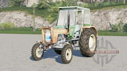 Ursus C-355〡with or without cab for Farming Simulator 2017
