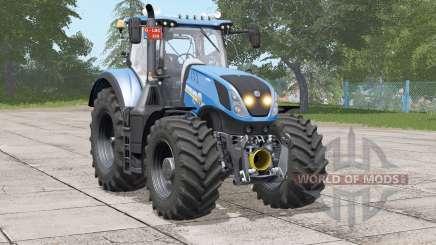 New Holland T7.31ⴝ for Farming Simulator 2017