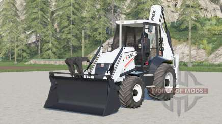 Terex 860 SX for Farming Simulator 2017