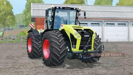 Claas Xerion 4500 Trac VC〡rotating cab for Farming Simulator 2015