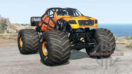 CRD Monster Truck v2.4 for BeamNG Drive
