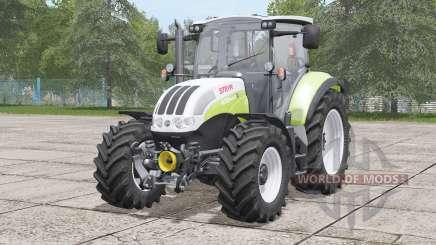 Steyr Multi ꝝ000 for Farming Simulator 2017