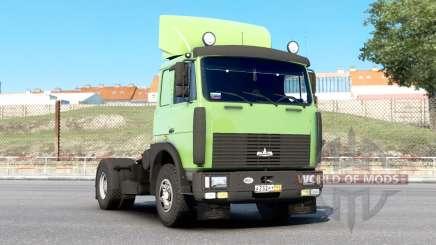 MAz-5432〡1.40 for Euro Truck Simulator 2