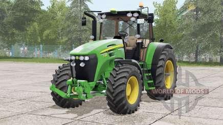 John Deere 7030 serieᵴ for Farming Simulator 2017