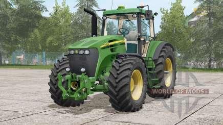 John Deere 7020 series〡full washable for Farming Simulator 2017