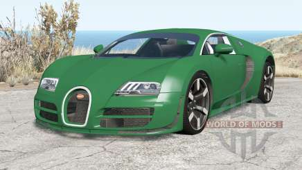 Bugatti Veyron 16.4 Super Sport 2010 for BeamNG Drive