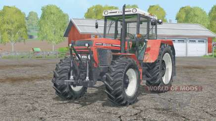 ZTS 12245〡washable wheels for Farming Simulator 2015