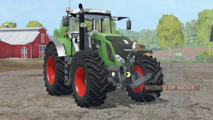 Fendt 828 Variᴏ for Farming Simulator 2015