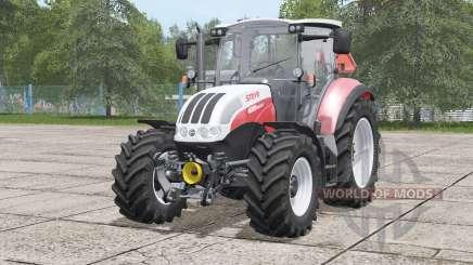Steyr Multi 4000 for Farming Simulator 2017