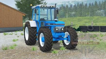 Ford 7৪10 for Farming Simulator 2013