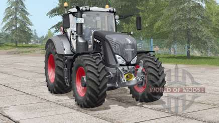 Fendt 900 Vario〡motor configurations for Farming Simulator 2017
