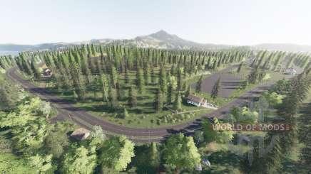 Fenton Forest for Farming Simulator 2017