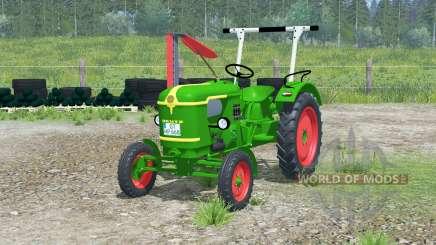 Deutz D 2ⴝ for Farming Simulator 2013