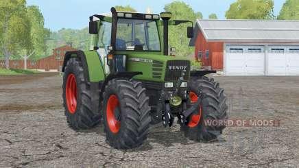 Fendt Favorit 500 C Turbomatiƙ for Farming Simulator 2015