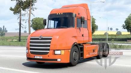 Ural-6464 for Euro Truck Simulator 2