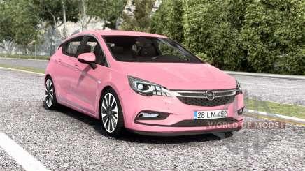 Opel Astra (K) 2015 for American Truck Simulator