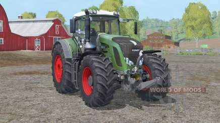Fendt 936 Vario〡extra weights for Farming Simulator 2015