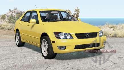 Lexus IS 300 (XE10) Զ001 for BeamNG Drive