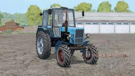 MTH-82 Belarꭚs for Farming Simulator 2015