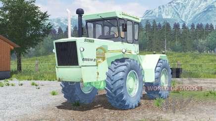 Steiger Cougar II ST300〡opening doors for Farming Simulator 2013