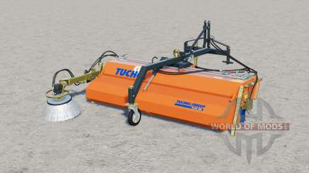 Tuchel-Sweep Plus 590 for Farming Simulator 2017