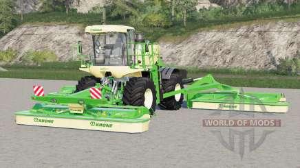 Krone BiG M 500〡tyre selection for Farming Simulator 2017