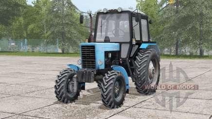 MTH-82.1 Belarus〡delated model for Farming Simulator 2017