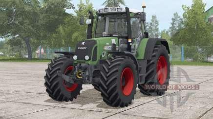 Fendt 820 Vario TMS〡digital speedometer for Farming Simulator 2017