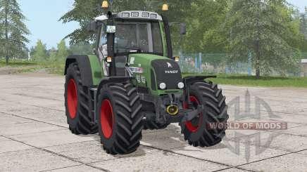 Fendt 820 Vario TMꚂ for Farming Simulator 2017