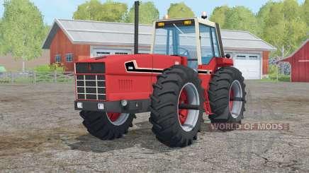 International 3588〡beacon option for Farming Simulator 2015