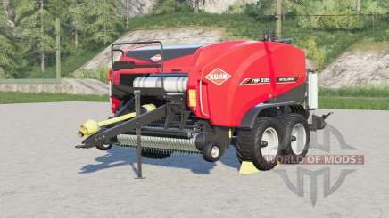 Kuhn FBP 3135〡winding about 1 second for Farming Simulator 2017