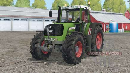 Fendt 930 Vario TꙦS for Farming Simulator 2015