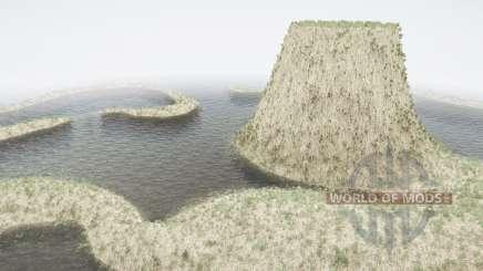 Five islands for MudRunner