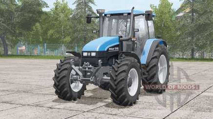 New Holland TS115〡with or without fenders for Farming Simulator 2017